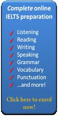 IELTStestONLINE - your complete IELTS preparation course