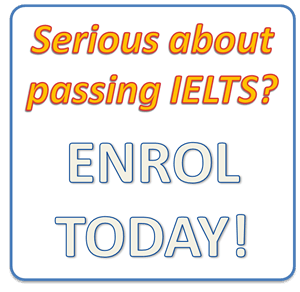 Online IELTS preparation course