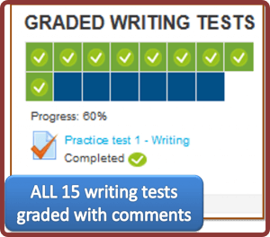 writing tests online You may also take the test if you placed into english 14 but wish to challenge the placement if you decide to take the online writing assessment.