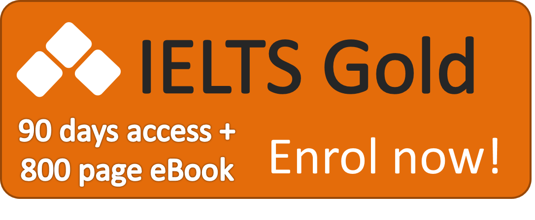 Gold Plan online IELTS course