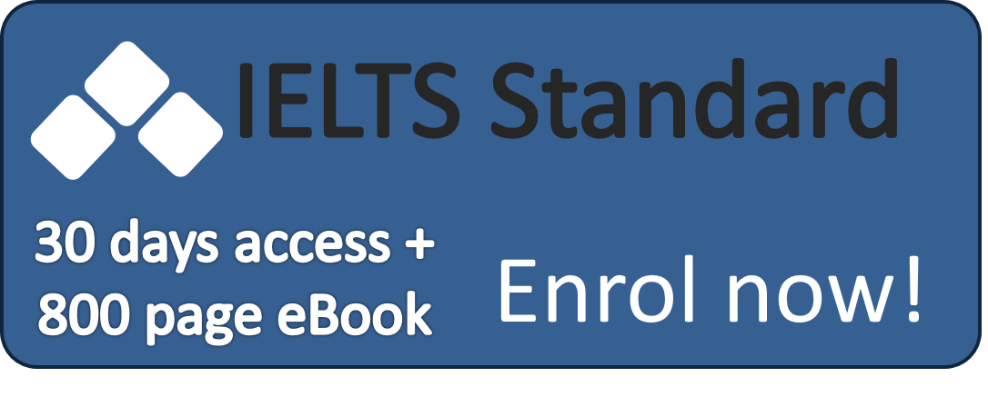 Standard Plan online IELTS course