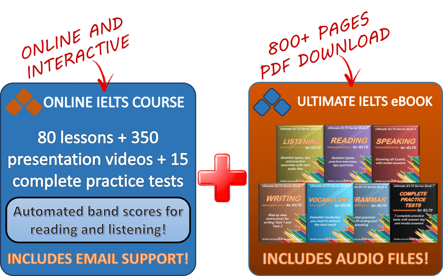 Ultimate IELTS ebook