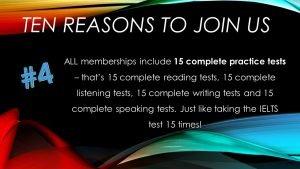 4: 15 complete practice tests