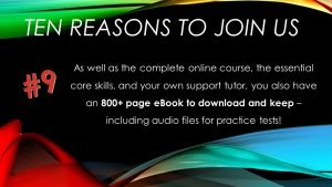 9: Free 800+ page eBook and audio files to keep