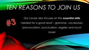 3: Essential sub-skills for IELTS