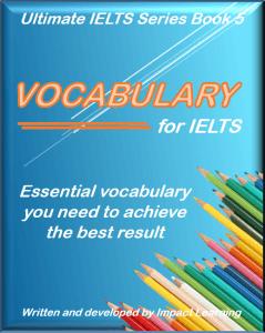 FREE IELTS eBooks - vocabulary