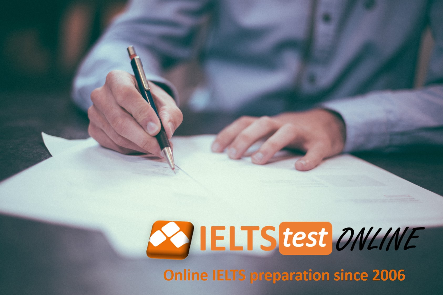 about the IELTS writing test